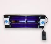 UVA-16W Blacklight Double Tube Unit