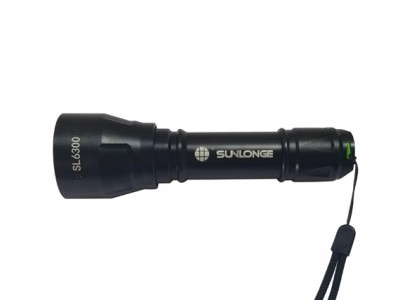 SL6300 Adjustable UV Flashlight