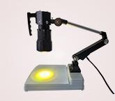 SL8600 Desktop wafer inspection lamp, High illuminance LED inspection lamp. Wafer dust particle defect inspection lamp: High illuminance LED surface inspection lamp. LCD screen surface inspection lamp.