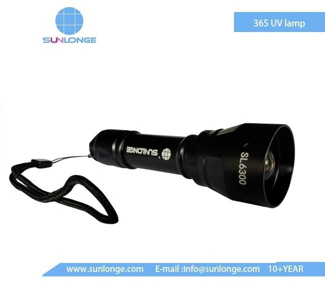 UV Leak Detection Flashlight SL6300-3