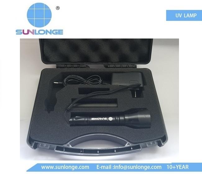UV Leak Detection Flashlight SL6300--B