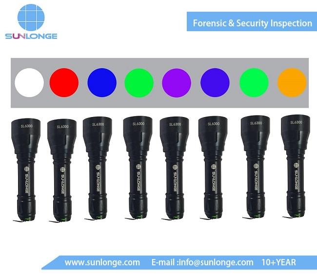 Forensic Light Source SLM6300-4NM-5