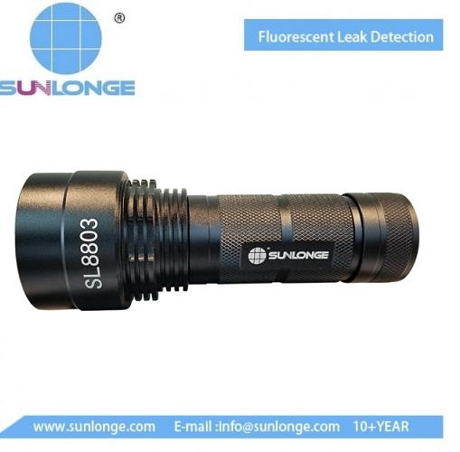 Fluorescent Leak Detection Lamp