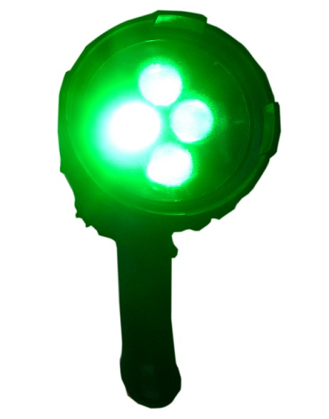 Green Wafer Inspection Lamp