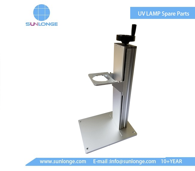 UV lamp test stand: